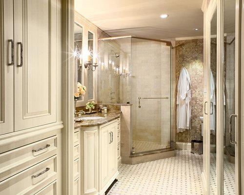 Bathroom Corner Showers bathroom corner shower | houzz