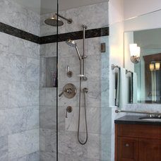 Contemporary Bathroom by Architect Andrew Morrall
