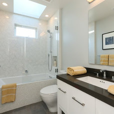 Contemporary Bathroom by J Reilly Construction