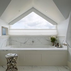 Traditional Bathroom by Stone Interiors