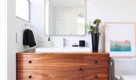 Mini Makeovers: 9 Compact Bathroom Renovations