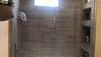 San Leandro Master Bathroom Remodel and Guest Bathroom Remodel