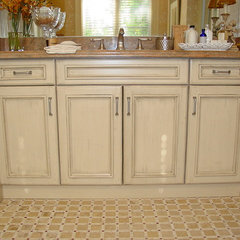 traditional bathroom by Naples Kitchen and Bath