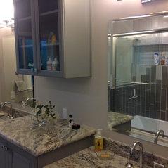 San Ramon Trasitional Guest Bathroom