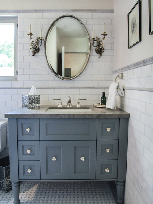 Blue Gray Wall Tile Best 20 Blue grey bathrooms ideas on