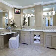 Traditional Bathroom by Pahlisch Homes, Inc.