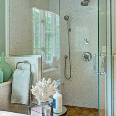 contemporary bathroom by Sheree Goodman Design, Inc.- Allied ASID