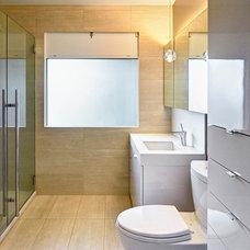 Contemporary Bathroom by lewis + smith
