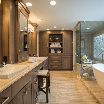 Sandy Lake Kitchen and Bath Renovation