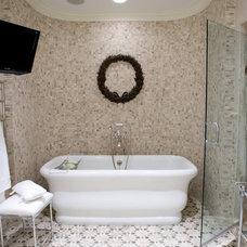 Traditional Bathroom by Sandy Spring Builders