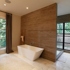 Contemporary Bathroom by Norwood Architects