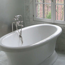 Traditional Bathroom by Red Level Renovations, LLC