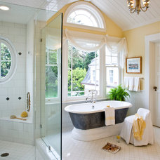 Beach Style Bathroom by Kathryne Designs, Inc