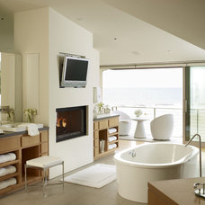 Beach Style Bathroom by FRONTGATE