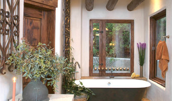 Santa Fe Master Bathroom