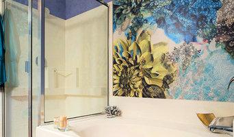 Santa Monica Condo-Bathroom