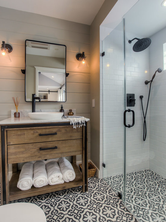 Walk In Shower Design Ideas Remodels Photos