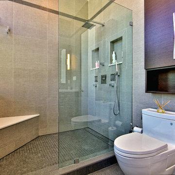 Santa Monica Modern Bathroom
