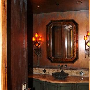 Rustic Italian Bathroom Ideas Houzz