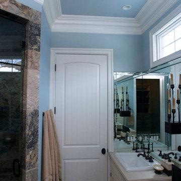 Sante Fe 8 ft Interior Bathroom Door