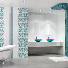 Contemporary Bathroom Santorini Bathroom