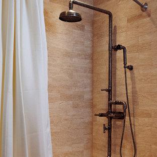 Bathroom - rustic bathroom idea in Other