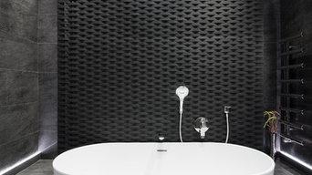 Sara Bray Bathroom