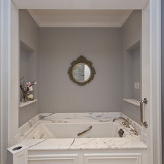 traditional bathroom by Conrado - Home Builders