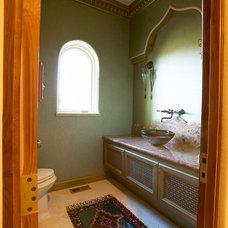 Mediterranean Bathroom by Conrado - Home Builders