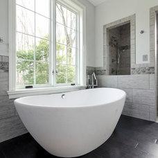 Asian Bathtubs by Sarisand Tile