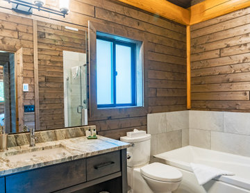 Sasquatch Cabin - Sandpiper Resort