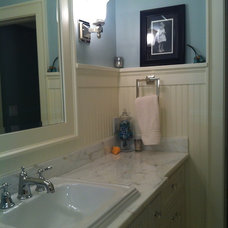 Traditional Bathroom Satterlee Project