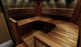 Sauna interior Sento E2 Espoo 09-2015