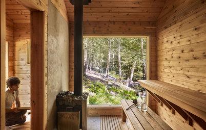 Billedskønt: 14 svedige rum giver dig lyst til at gå i sauna