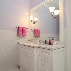 Traditional Bathroom by Crawford Builders