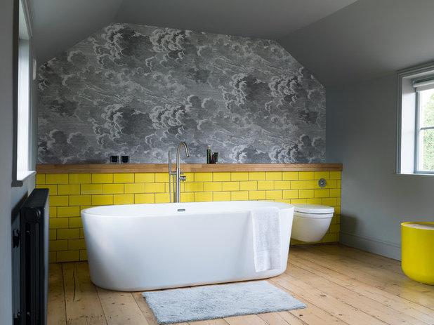 Country Bathroom by Neil Davis
