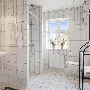 badeværelsesfliser inspiration Farve til badeværelsesfliser: Inspiration og idéer I Houzz badeværelsesfliser inspiration