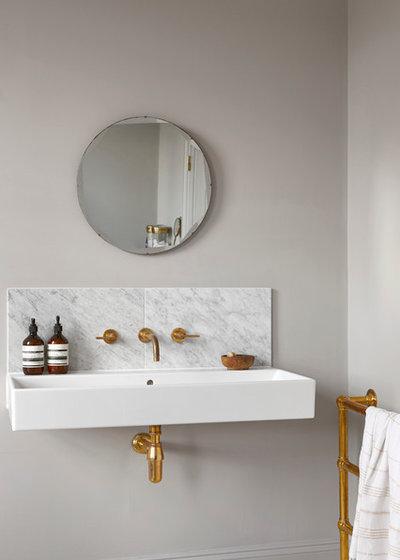 北欧 浴室 by houseofgrey.co.uk