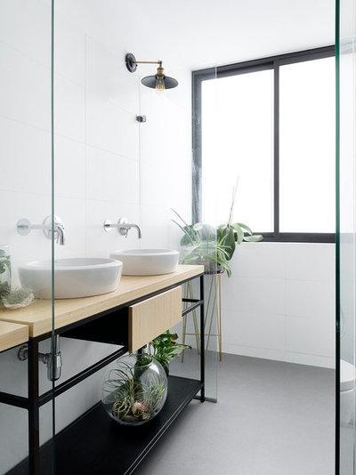 Scandinave Salle de Bain Scandinavian Bathroom