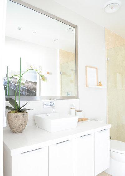 Nórdico Cuarto de baño by Shift Interiors