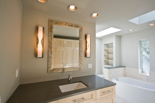 Contemporary Bathroom by Kirk Design and Construction