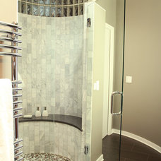 Modern Bathroom by Anna Berglin Design