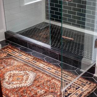 Scandinavian Subway Bathroom