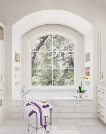 Contemporary Bathroom by Mark Ashby Design