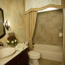Traditional Bathroom by The Schnicke Company