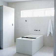 Contemporary Bathroom by Michel Arnaud