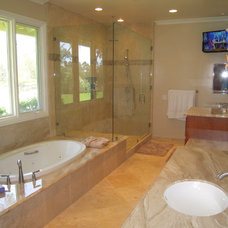 Traditional Bathroom by Ferguson Construction
