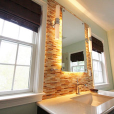 Traditional Bathroom by Almar Building and Remodeling