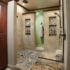 Traditional Bathroom by Holtzman Home Improvement LLC