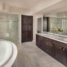 Contemporary Bathroom by Artful Design Interiors